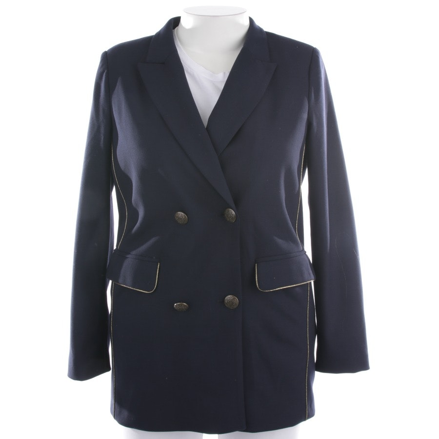 Blazer von Twin Set in Nachtblau Gr. 42 IT 48