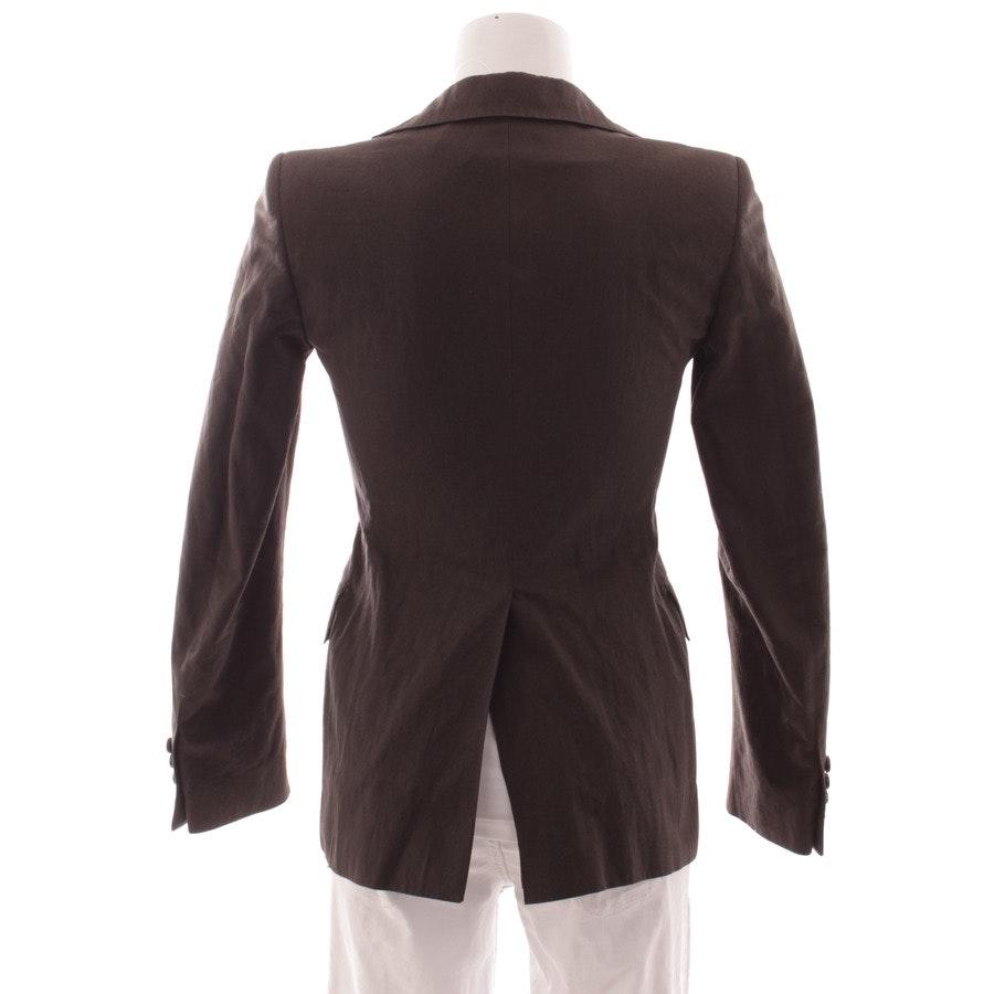 blazer from Tonello in grey size DE 34 IT 40 - glitter effect