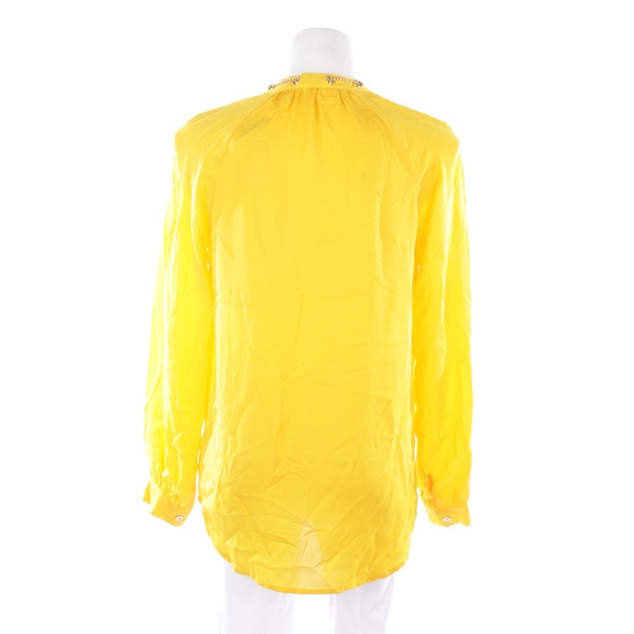 blouses & tunics from Michael Kors in yellow size S