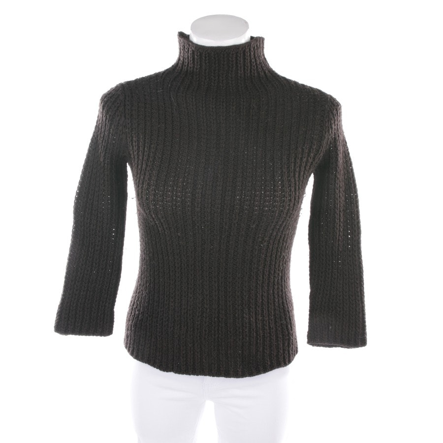 knitwear from Armani Collezioni in brown size 36