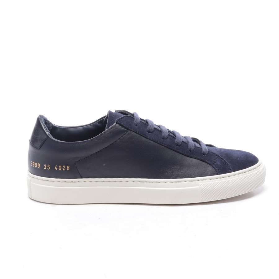 trainers from Common Projects in dark blue size EUR 35 - new