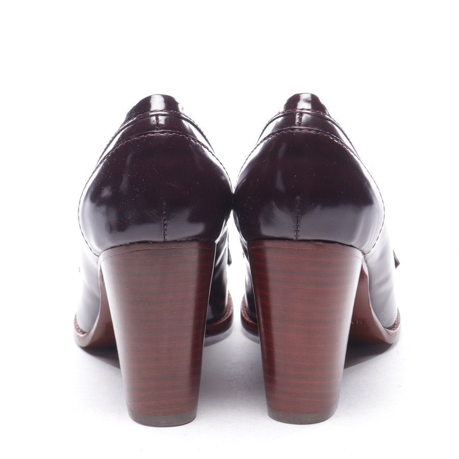 pumps from Marc by Marc Jacobs in bordeaux size EUR 38