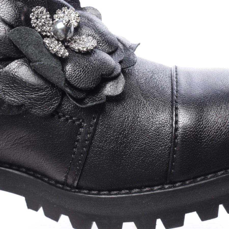 ankle boots from Jimmy Choo in black size EUR 36,5 - new