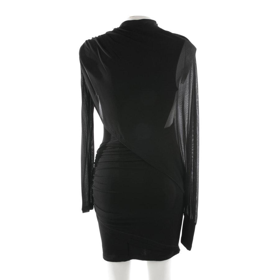 Kleid von Balmain in Schwarz Gr. 34 FR 36