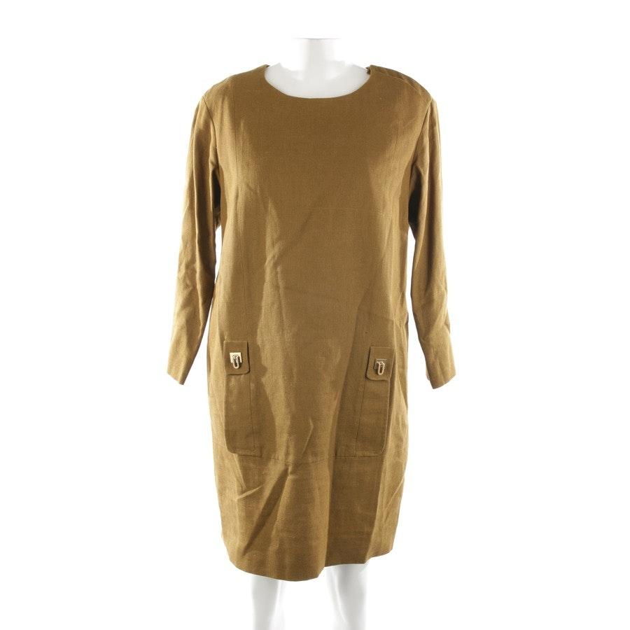 Kleid von Chloé in Khaki Gr. 40 FR 42