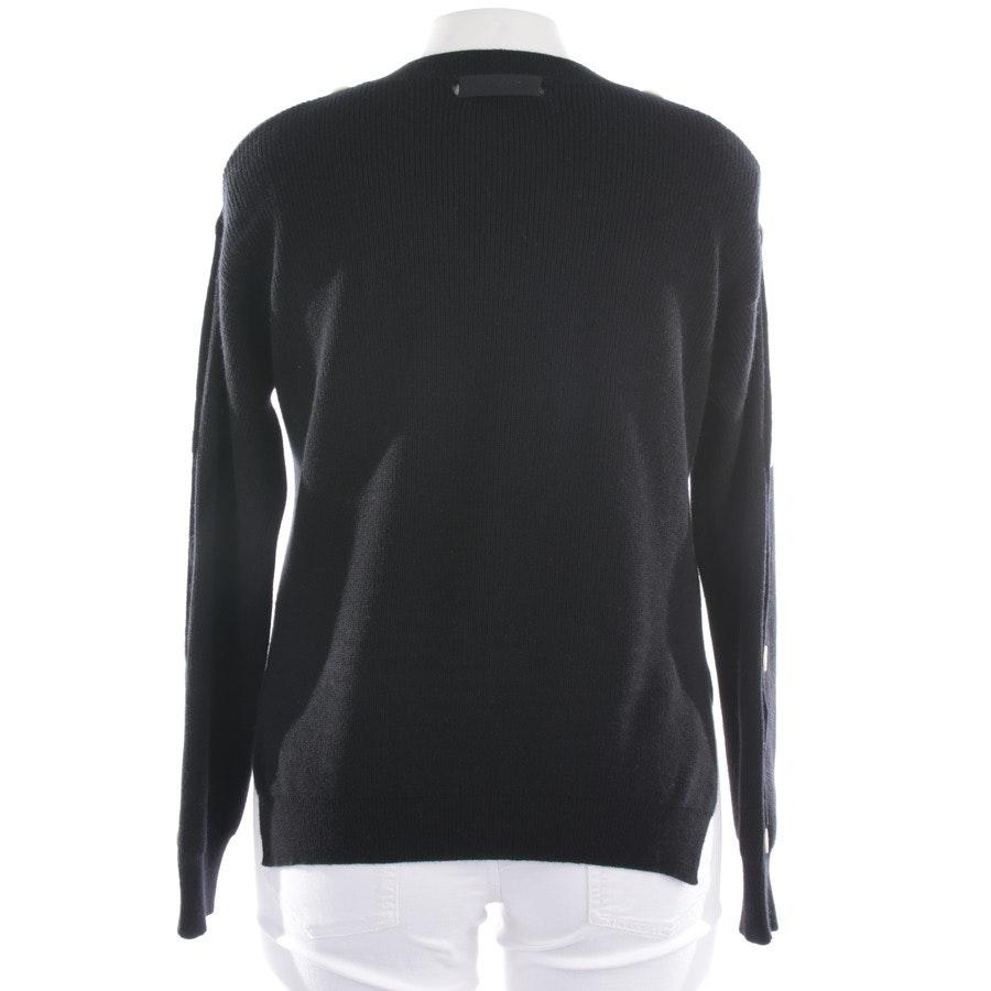 knitwear from Helmut Lang in black size S