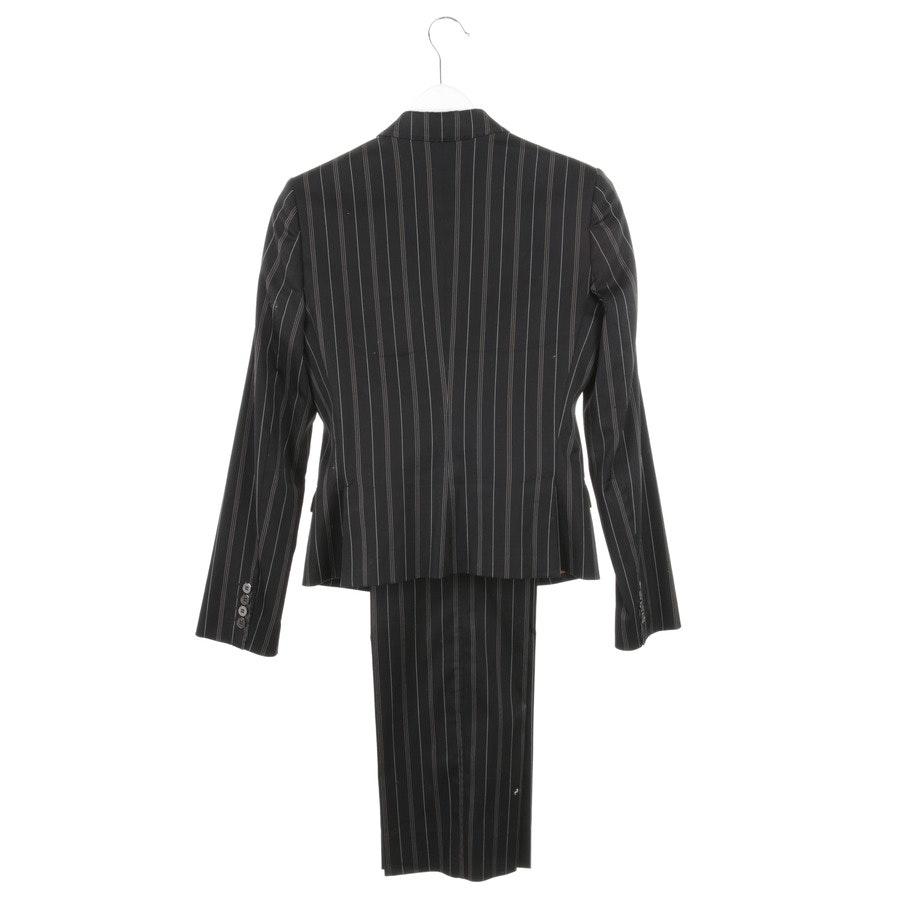 Hosenanzug von Dolce & Gabbana in Schwarz und Weiß Gr. 34 IT 40