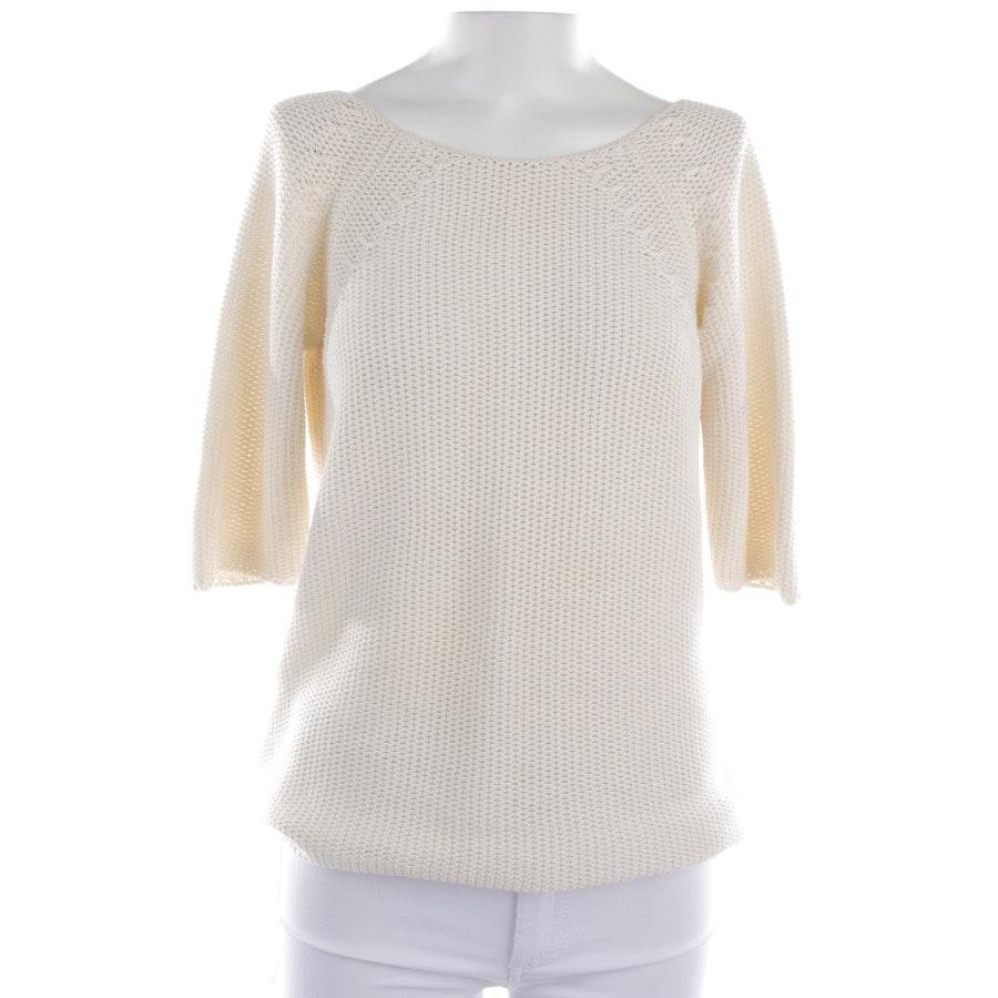 Pullover von Hermès in Vanille Gr. 34 FR 36