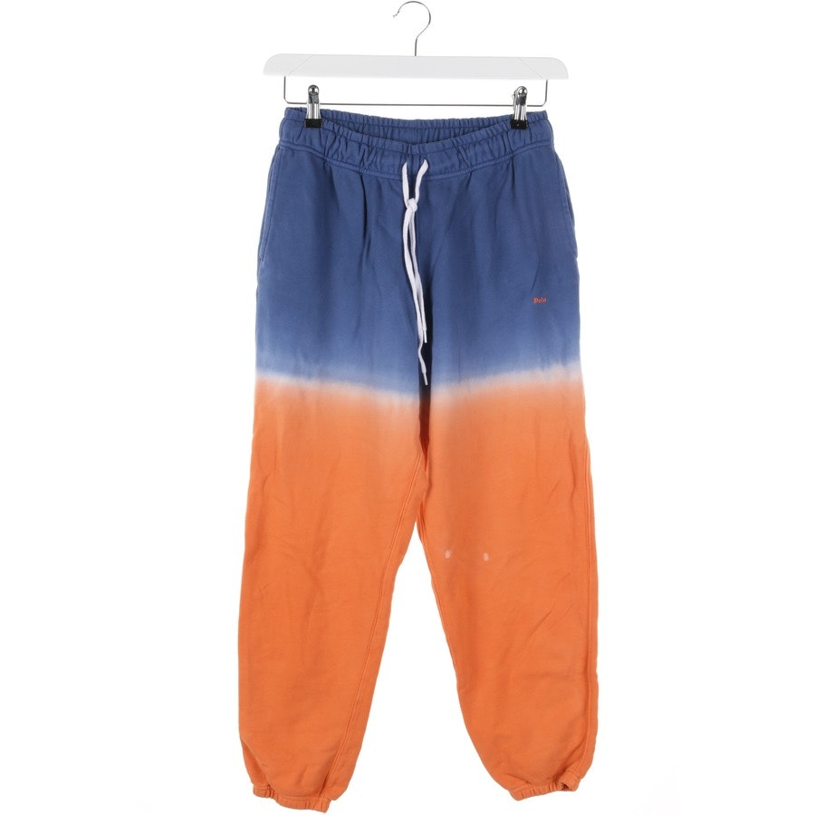 trousers from Polo Ralph Lauren in blue and orange size M - new