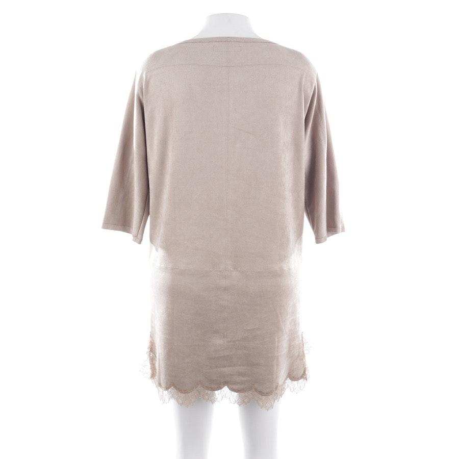 Kleid von Marc Cain in Beige Gr. 40 N4