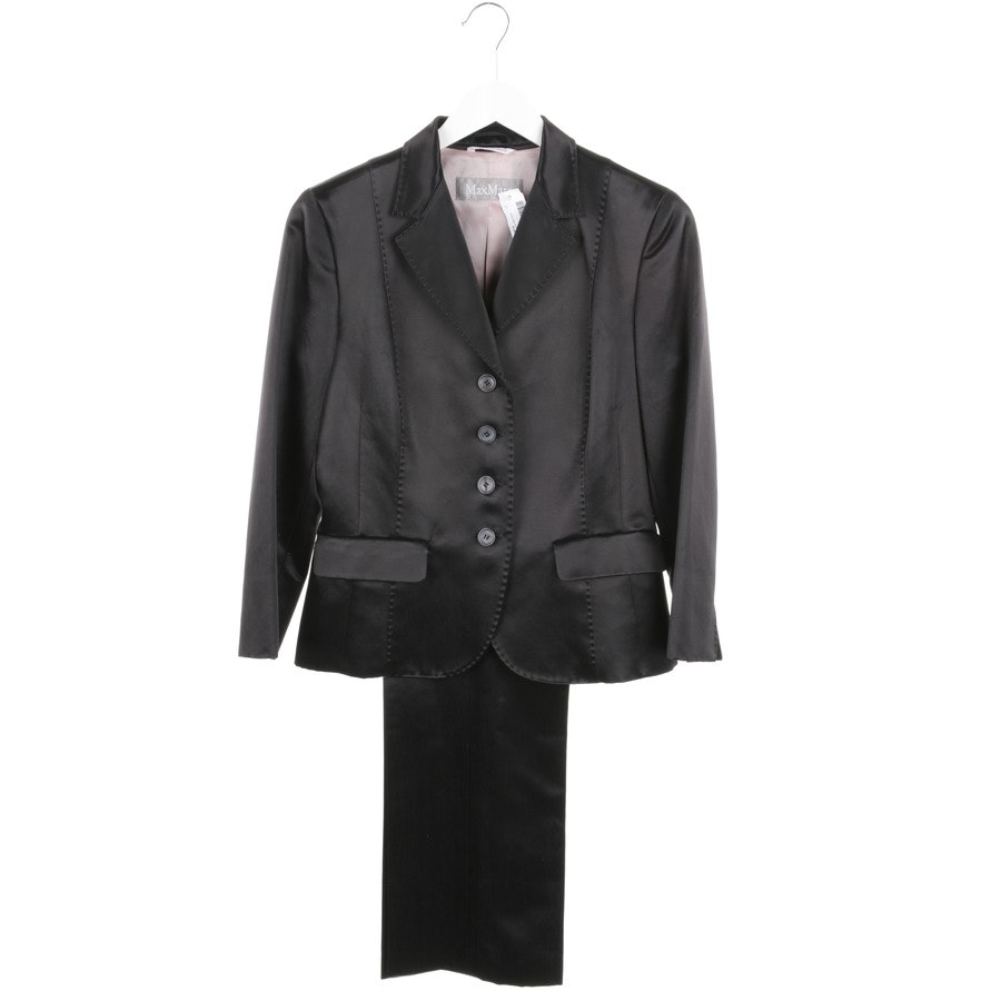 trouser suit from Max Mara in black size 40