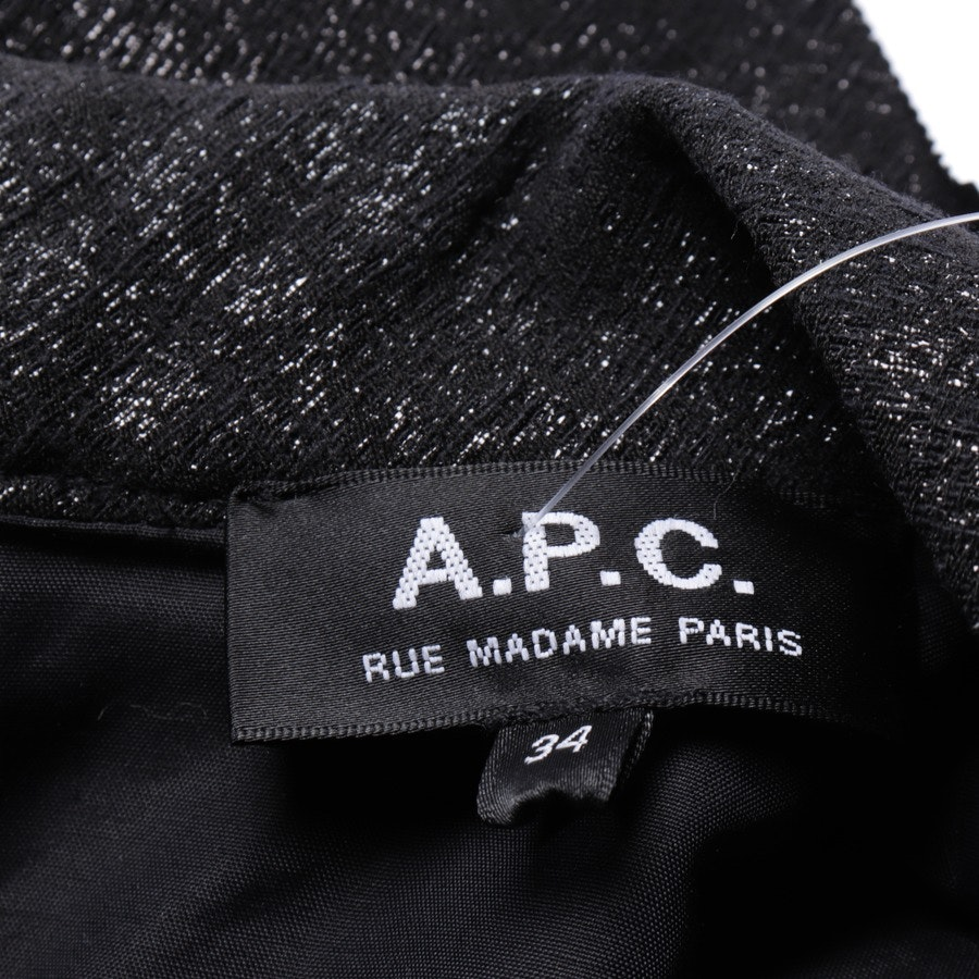 dress from A.P.C in black size 32 FR 34