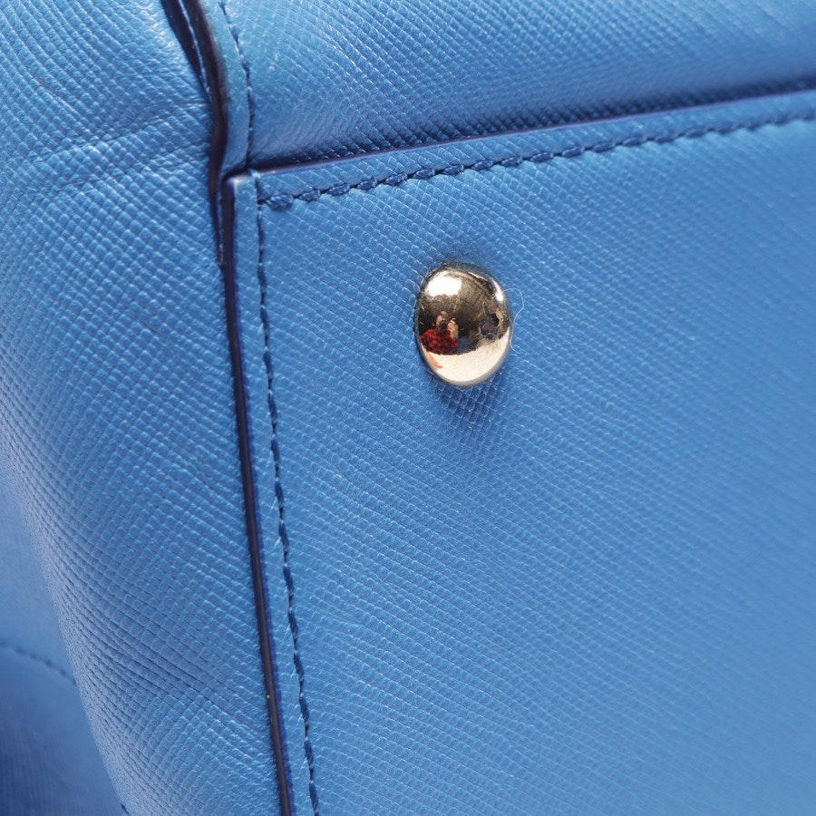 handbag from MCM in medium blue