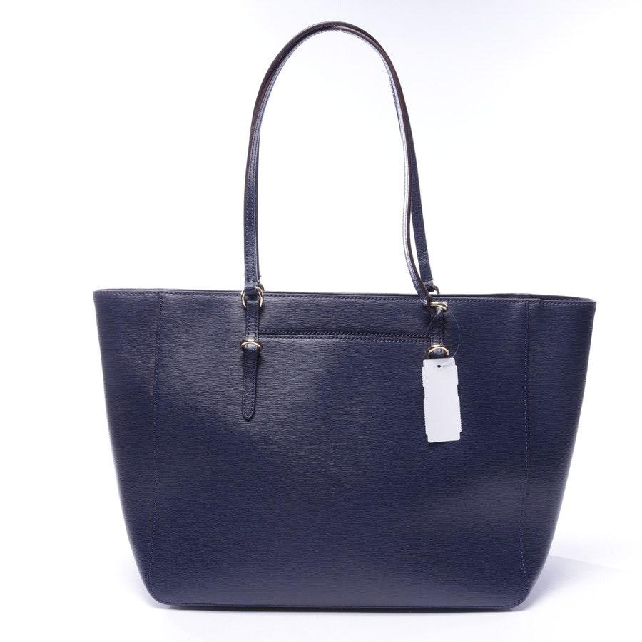 shopper from Lauren Ralph Lauren in blue