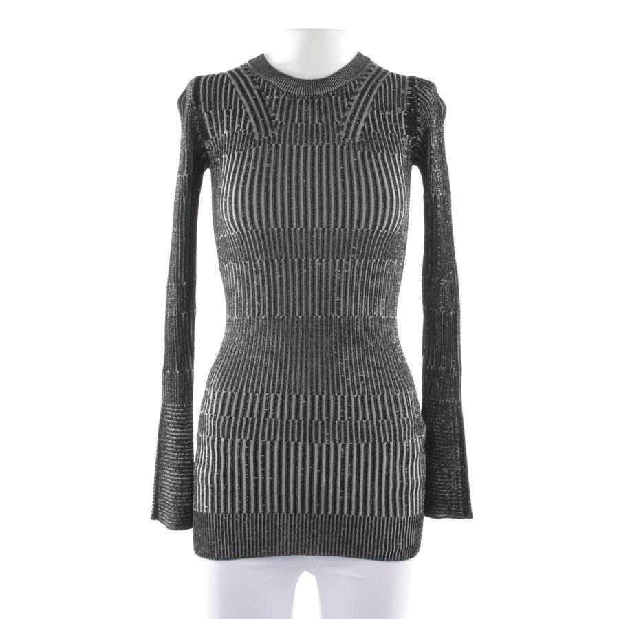 Pullover von By Malene Birger in Schwarz und Beige Gr. 2XS