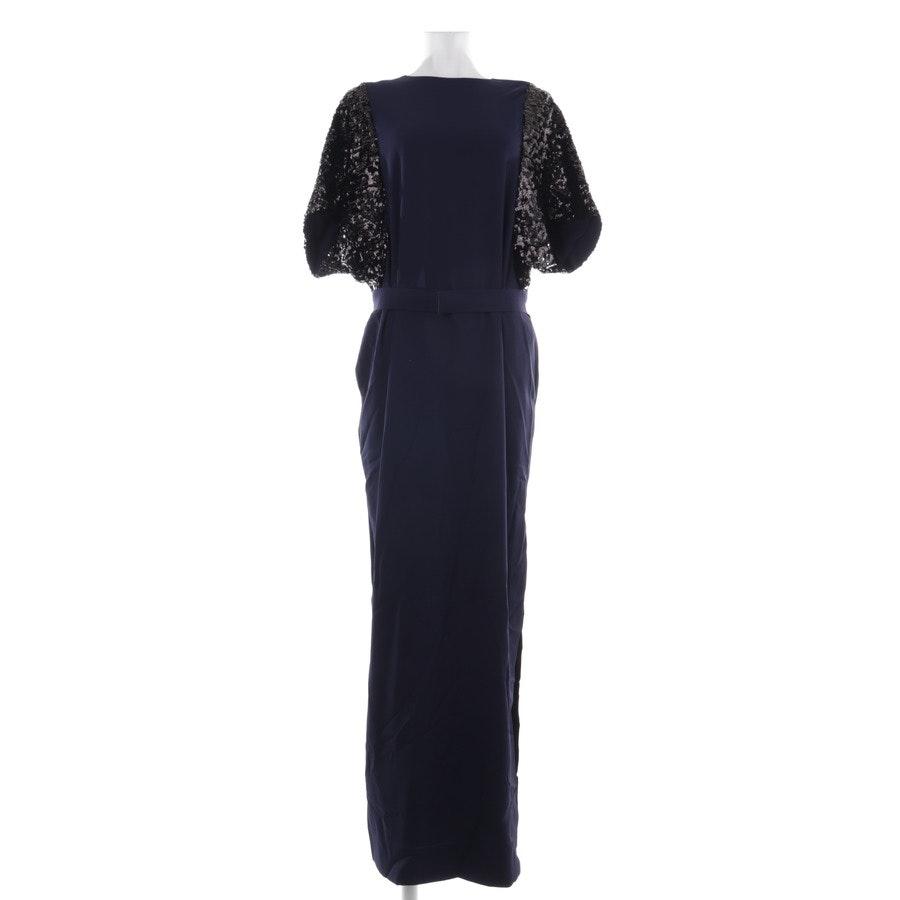 Kleid von By Malene Birger in Dunkelblau Gr. 36
