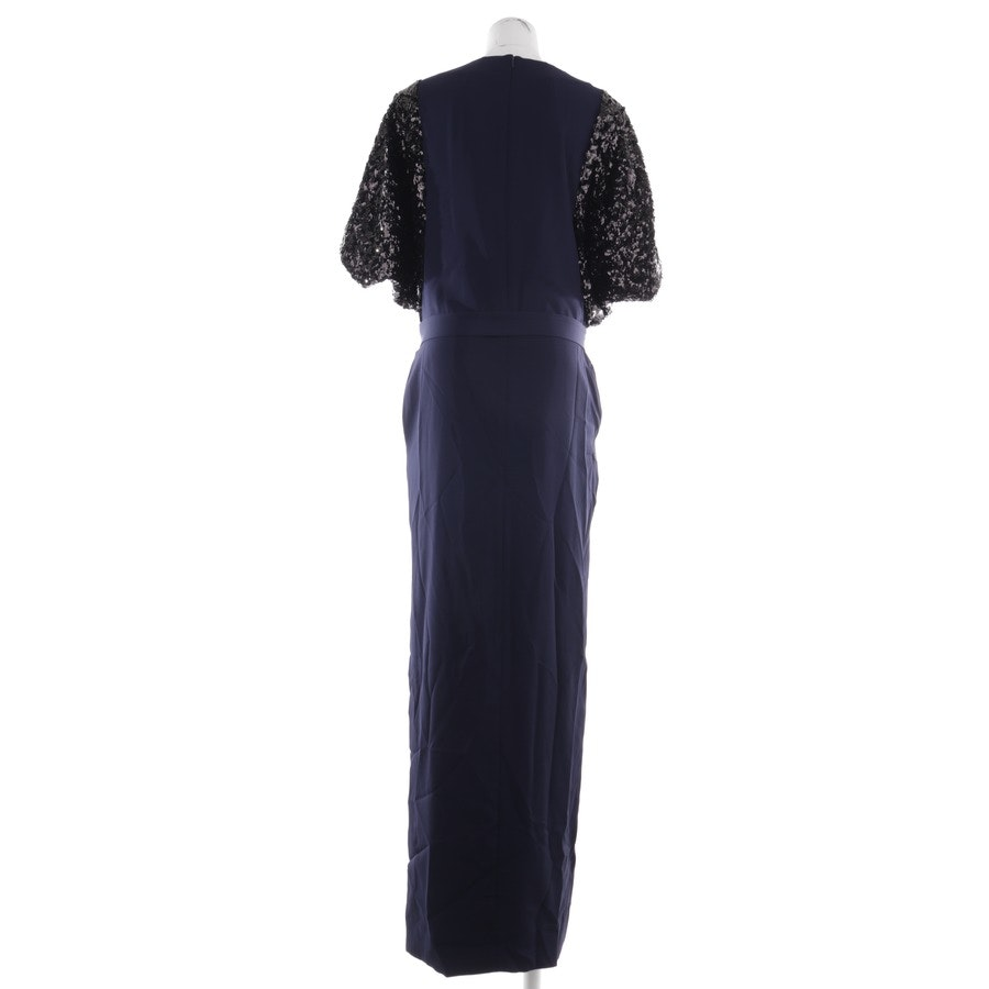 dress from By Malene Birger in dark blue size 36