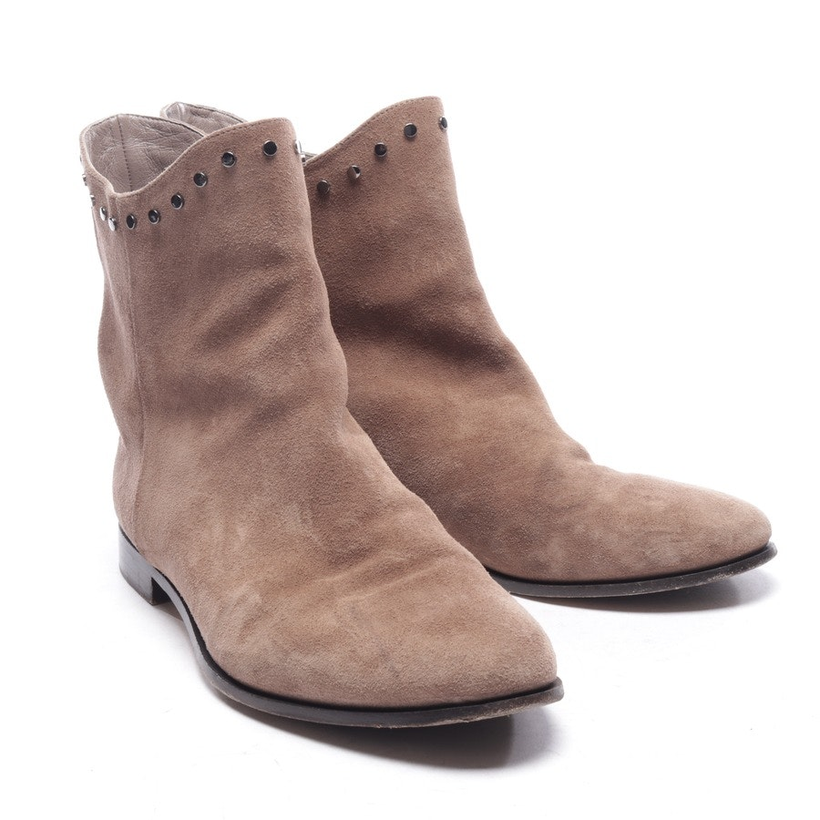ankle boots from Jimmy Choo in brown size EUR 39,5
