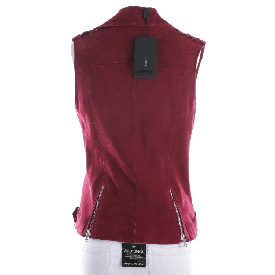 waistcoat from Jitrois in fuchsia size 38 FR 40 - new