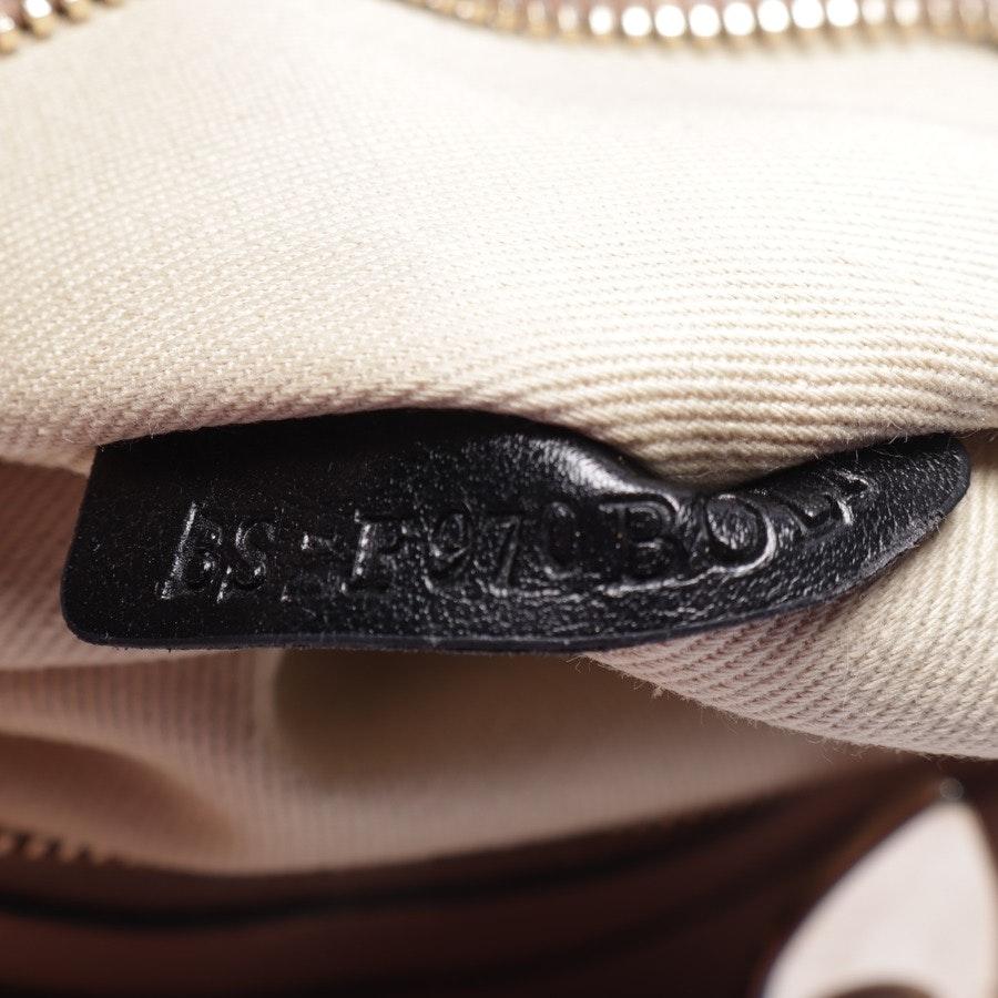 shopper from Valentino in beige brown - rockstud