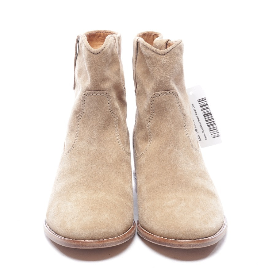 ankle boots from Isabel Marant in sand size EUR 37 - crisi - new