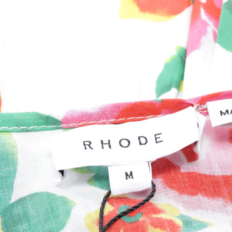 dress from Rhode in white and multicolor size M - new