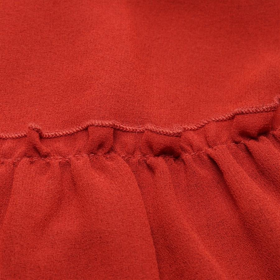 Blusenkleid von See by Chloé in Kupfer Gr. 34 FR 36