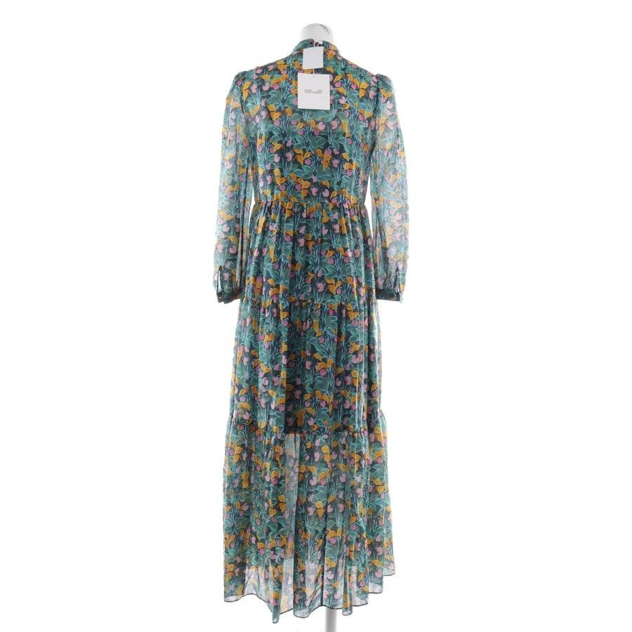 Kleid von Diane von Furstenberg in Multicolor Gr. S - Neu