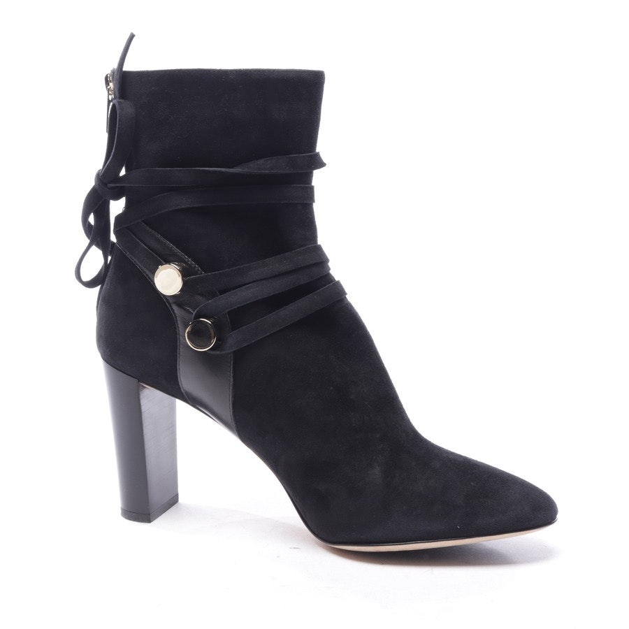 ankle boots from Jimmy Choo in black size EUR 42 - new