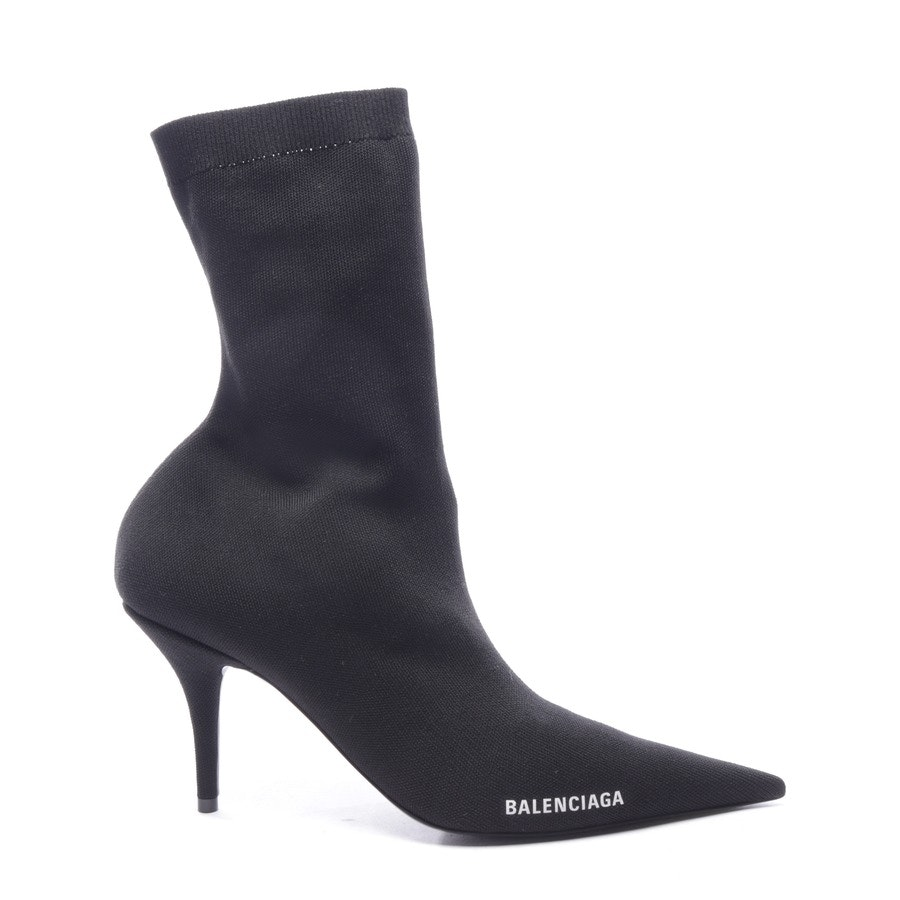 ankle boots from Balenciaga in black size EUR 41 - new