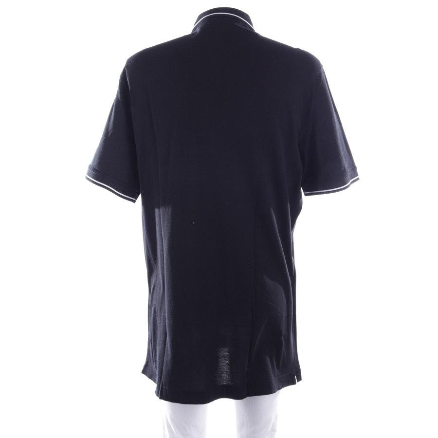 Poloshirt von Dolce & Gabbana in Schwarz und Weiß Gr. 58