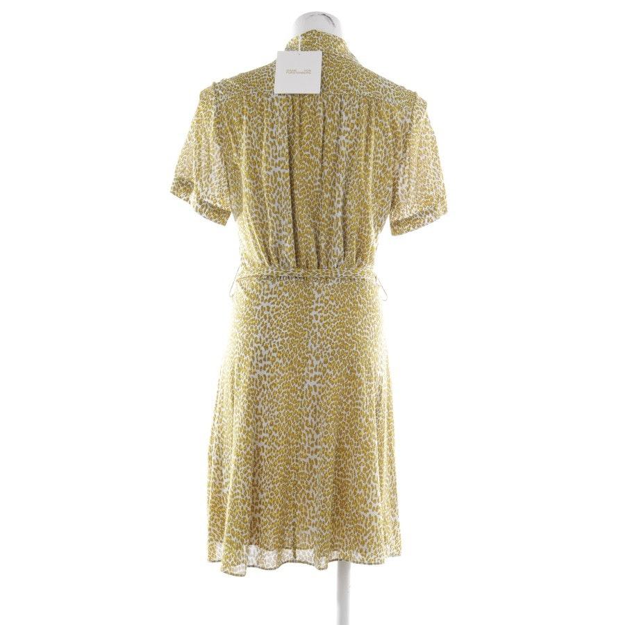 Kleid von Diane von Furstenberg in Multicolor Gr. M - Neu