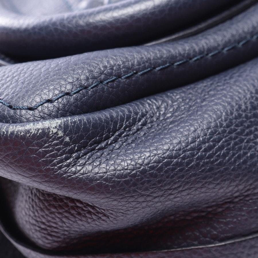 Handtasche von Chloé in Dunkelblau - Paraty