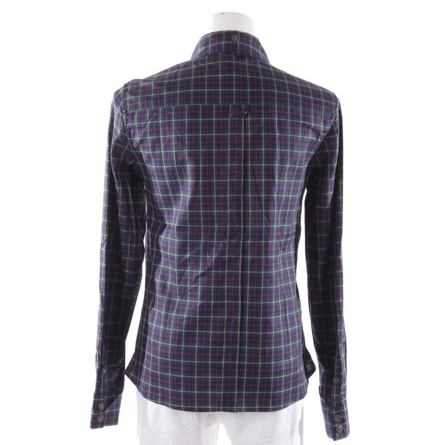 Bluse von John Galliano in Multicolor Gr. DE 40 FR 42 - Camicia - Neu
