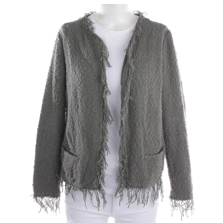 blazer from Iro in graugrün size 34 FR 36