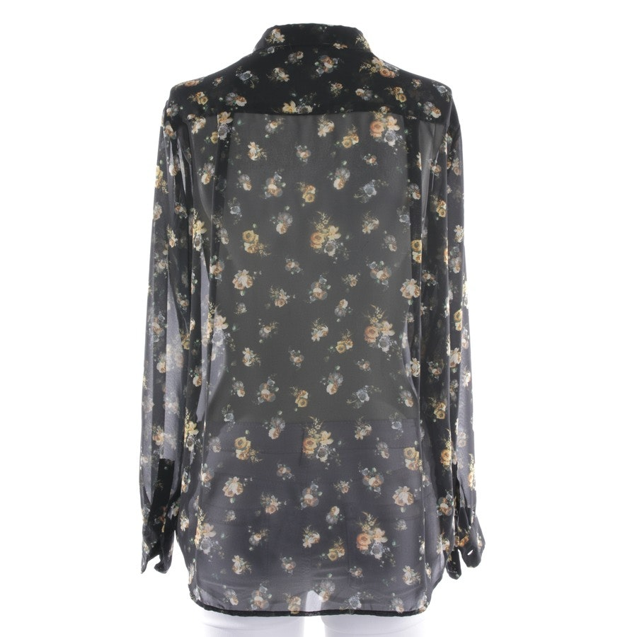 blouses & tunics from The Kooples in black and yellow size 34 / 1