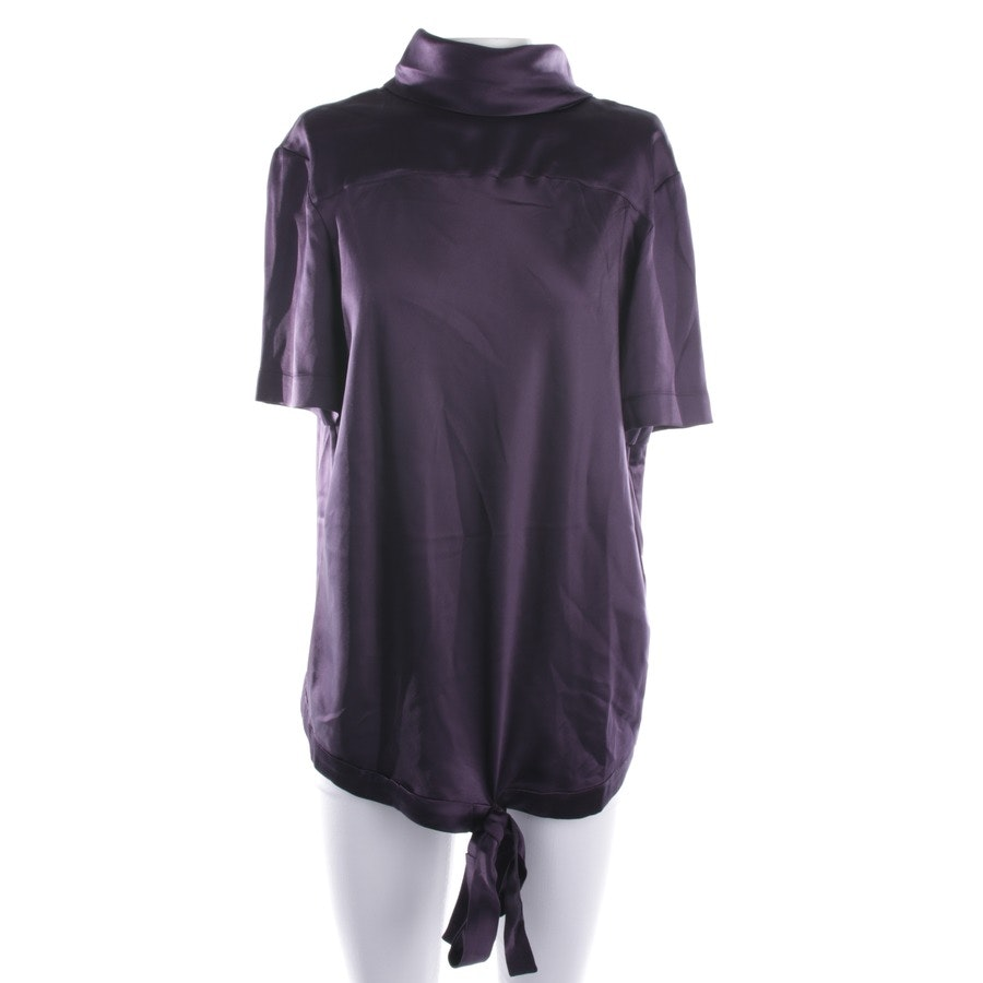 blouses & tunics from Chanel in eggplant size 40 FR 42