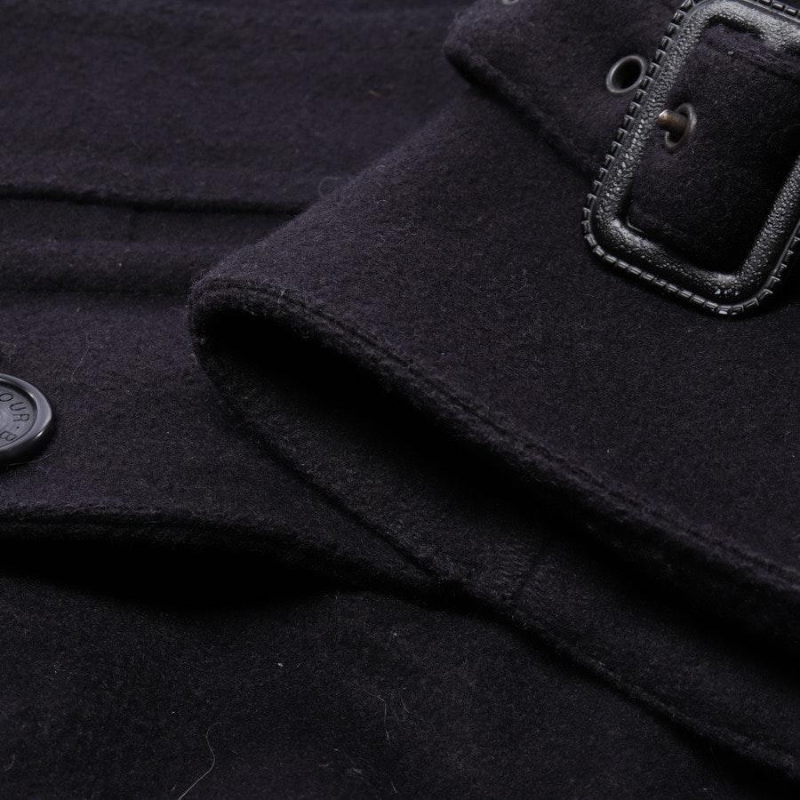 winter coat from Barbour in dark blue size 42