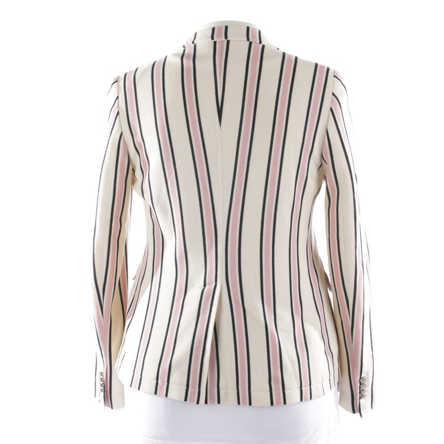 blazer from Pinko in cream and pink size 40 IT 46