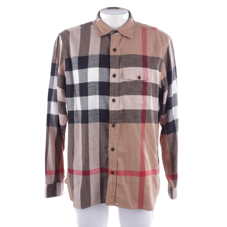 casual shirt from Burberry Brit in multicolor size 2XL