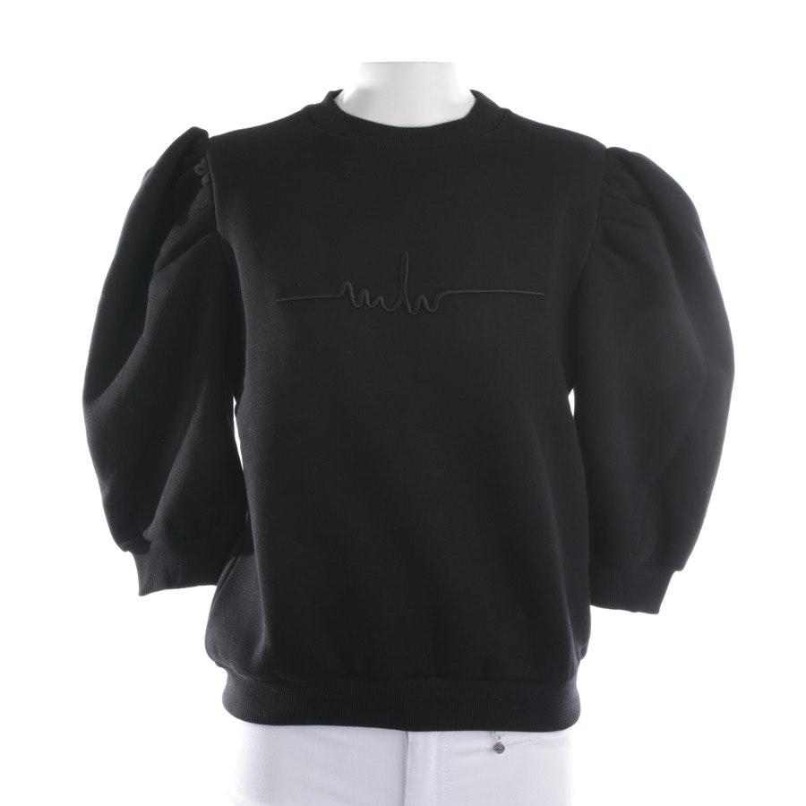 sweatshirt from Marina Hoermanseder in black size 36