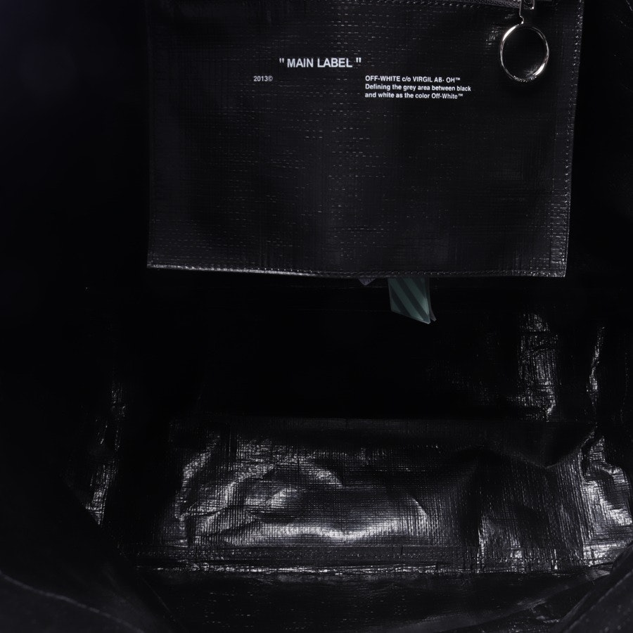 shopper from Off-White in black and white - new