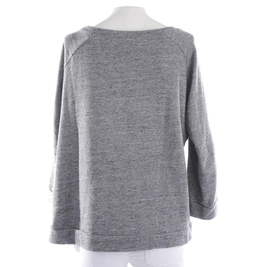 sweatshirt from Maje in grey size 34