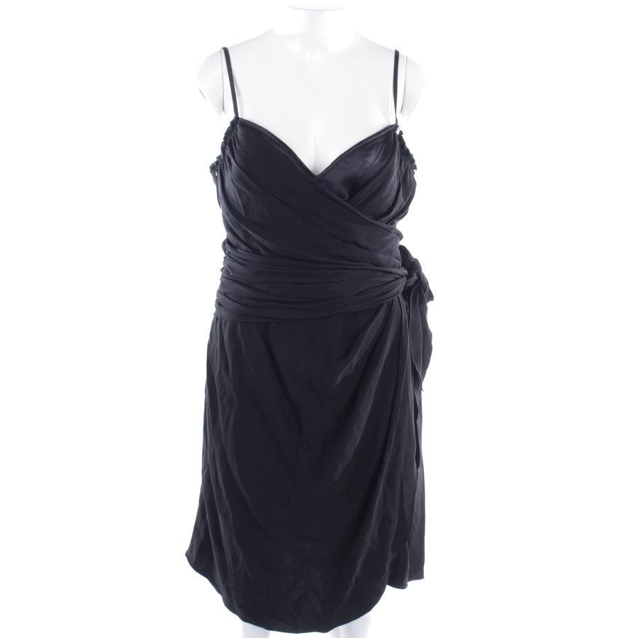 Kleid von John Galliano in Schwarz Gr. DE 40 - Neu