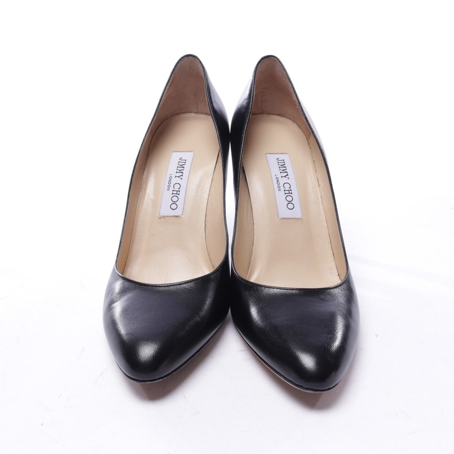 pumps from Jimmy Choo in black size EUR 40,5