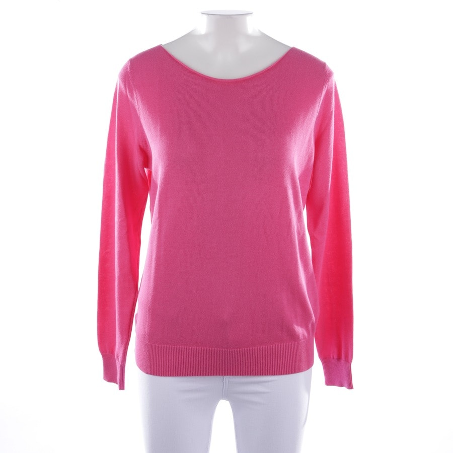 knitwear from Repeat in fuchsia size M