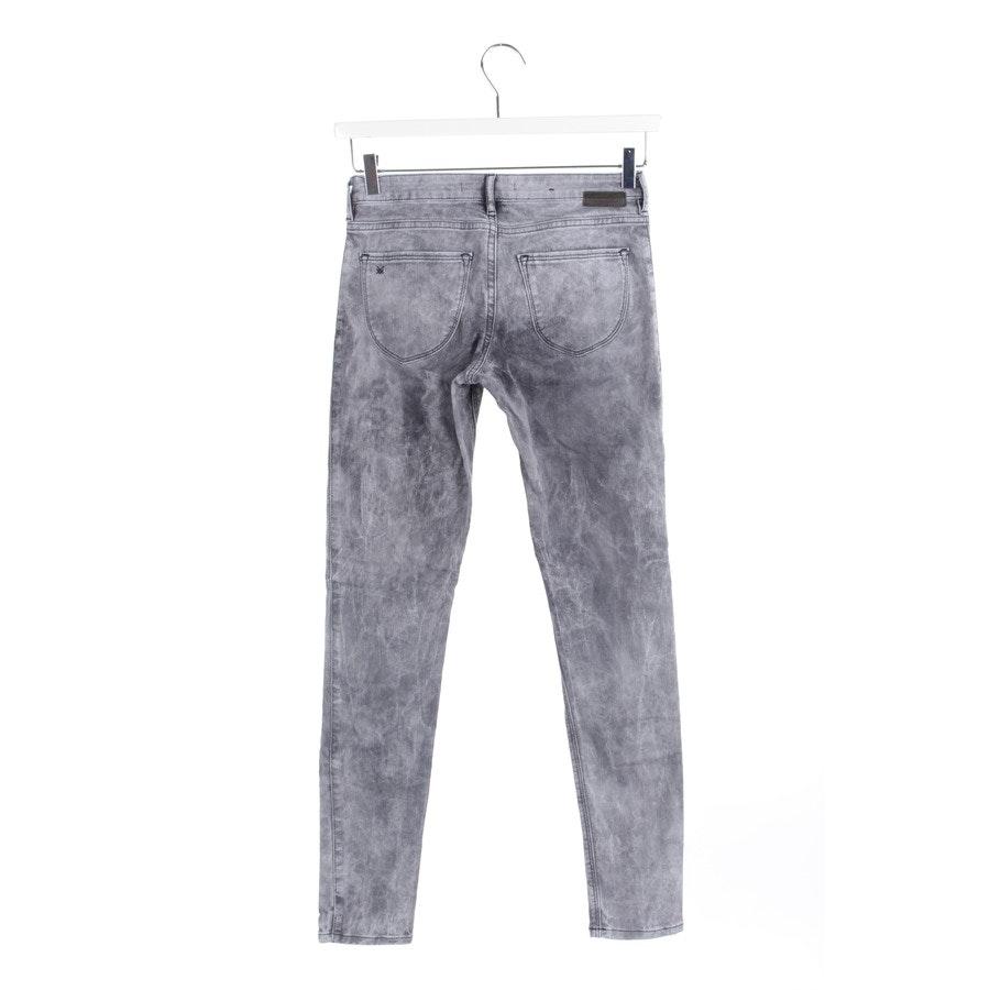 Jeans von Scotch & Soda in Grau Gr. W27 - La Parisienne Skinny