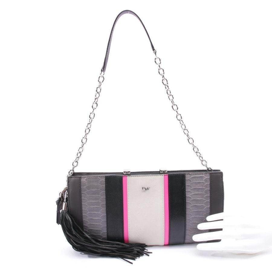 evening bags from Diane von Furstenberg in multicolor