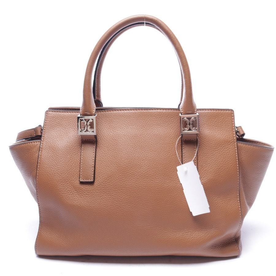 handbag from Coccinelle in caramel
