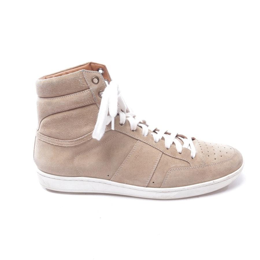 High-Top Sneaker von Saint Laurent in Beige Gr. EUR 43